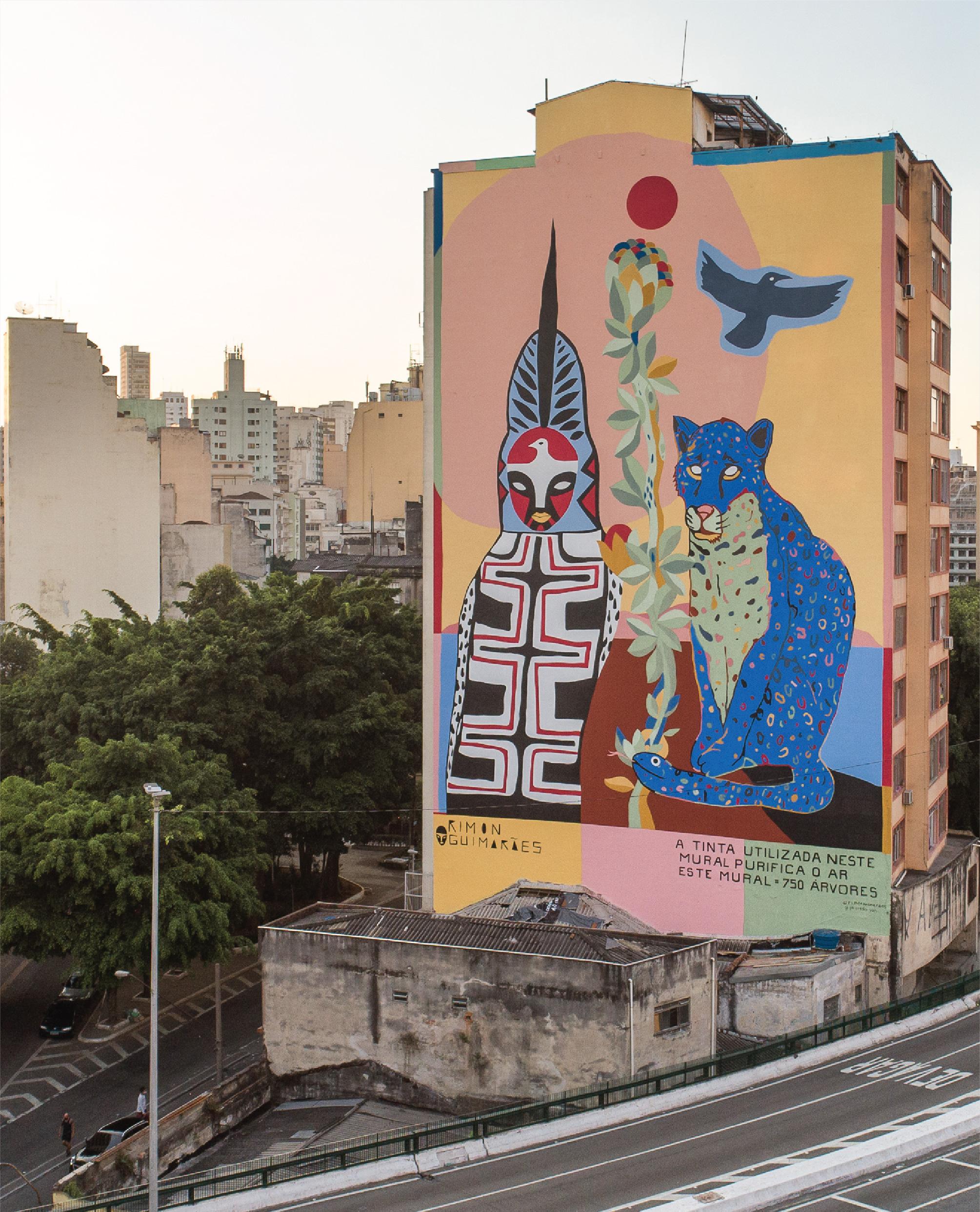 Sao Paulo artwork image
