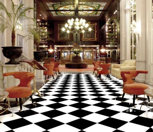 Hotel Geneve CD de Mexico 1