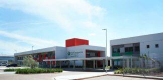 fachada do campus Sabis Campinas 2