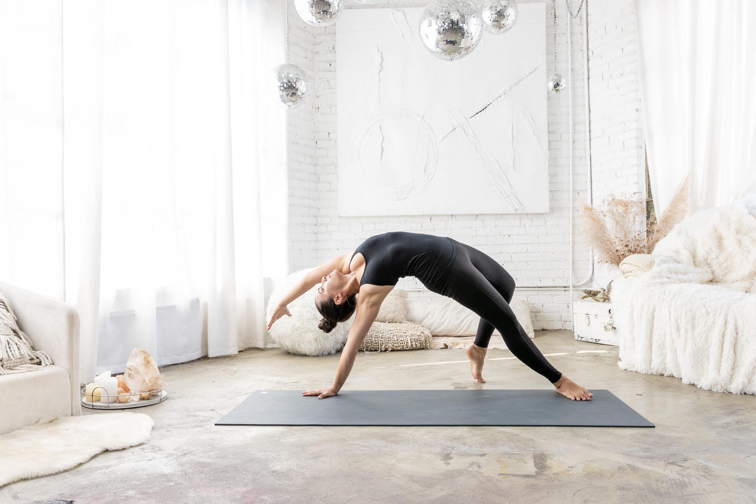 Pri Leite Yoga Wild Thing