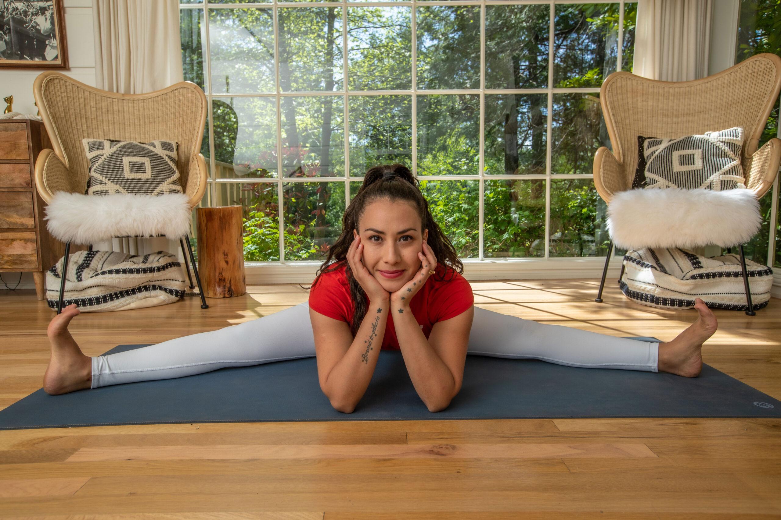 PriLeite Yoga Flexibilidade