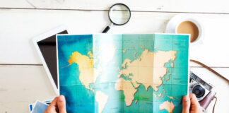 Cinza Simples Retângulo Mapa Mental 6